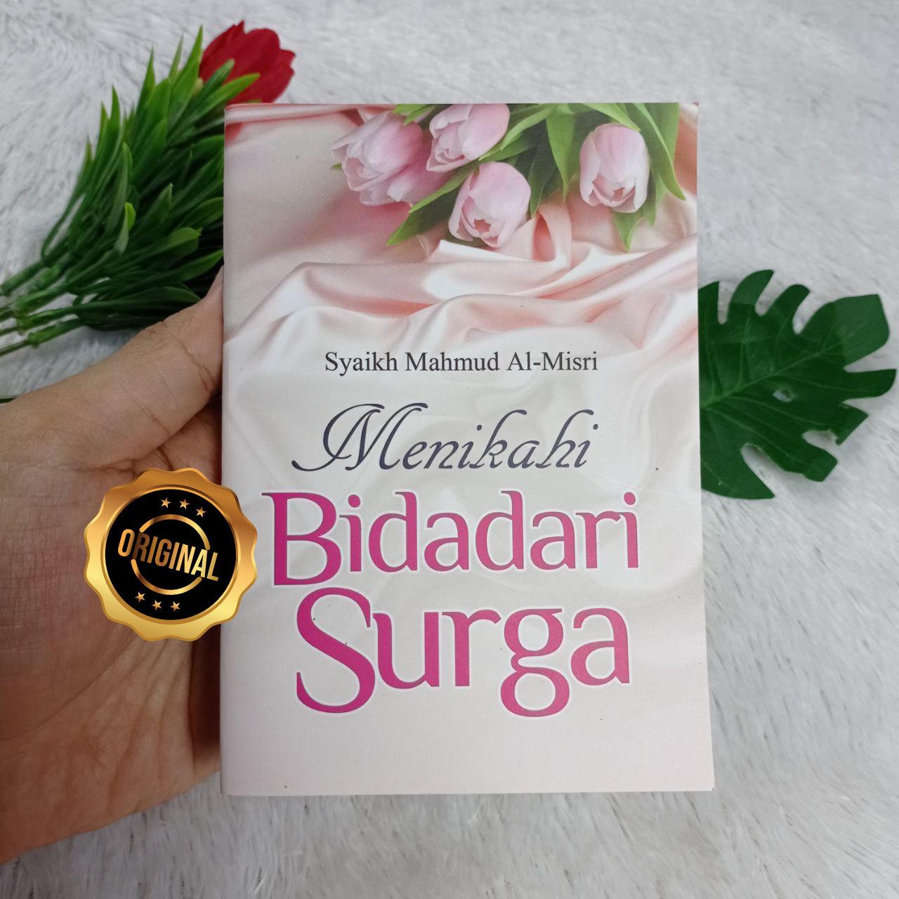 Buku Menikahi Bidadari Surga