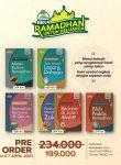 Buku Paket Bekal Ramadhan Untuk Keluarga Set 6 Jilid