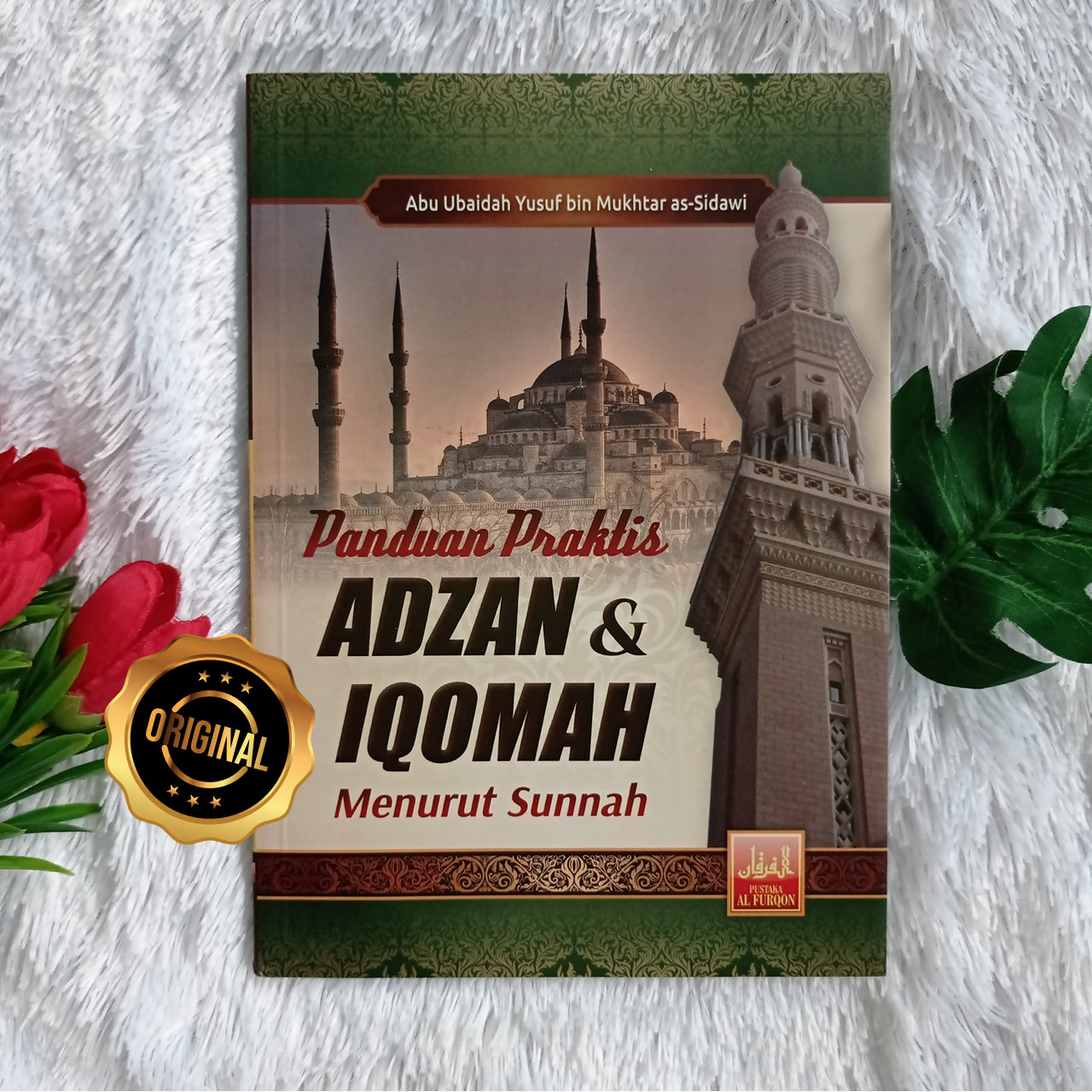 Buku Panduan Praktis Adzan Dan Iqomah