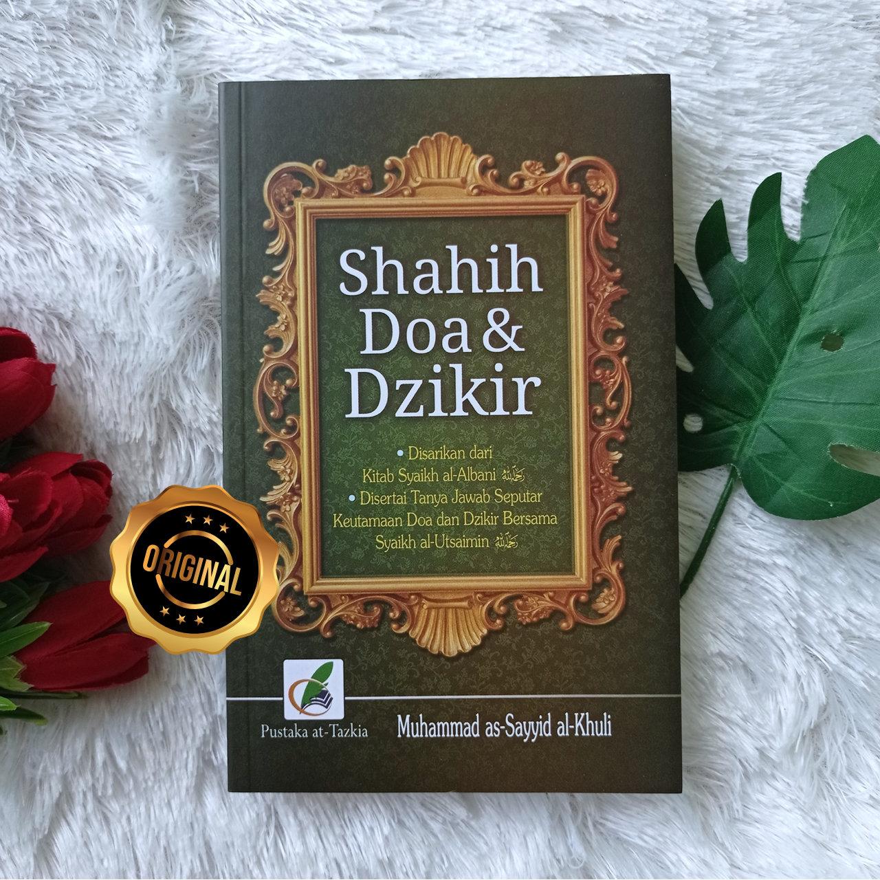 Buku Shahih Doa Dan Dzikir