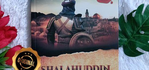 Buku Shalahuddin Al-Ayyubi Sang Penakluk Jerusalem
