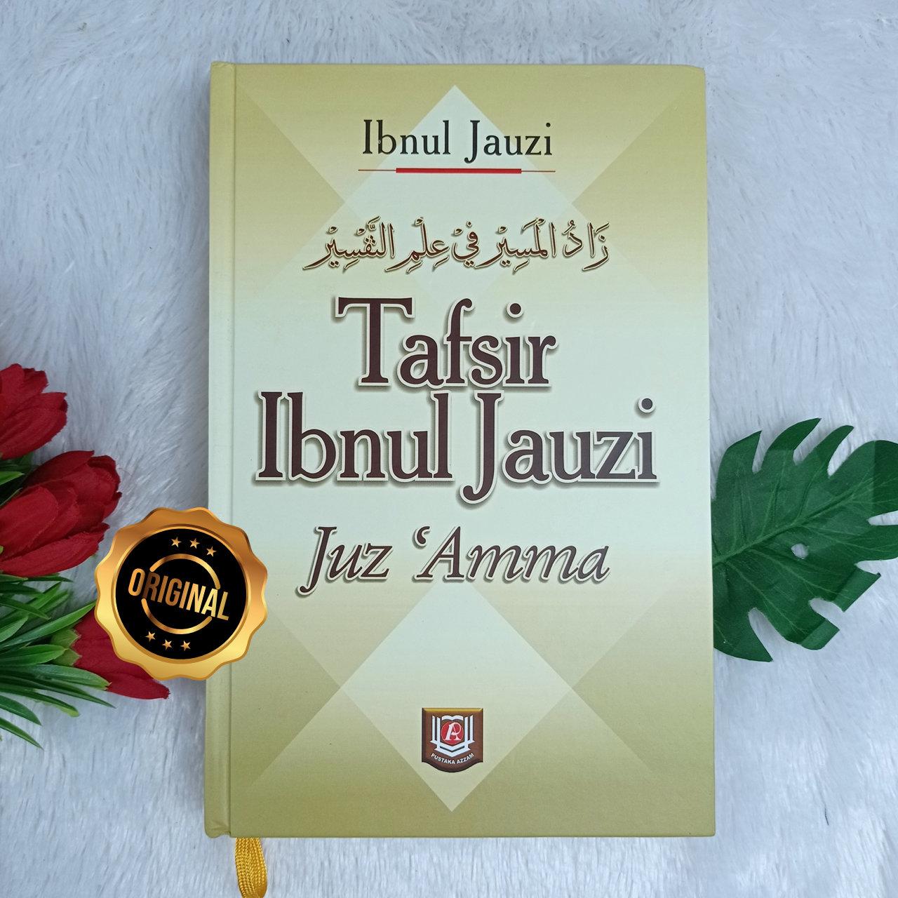 Buku Tafsir Ibnul Jauzi Juz Amma