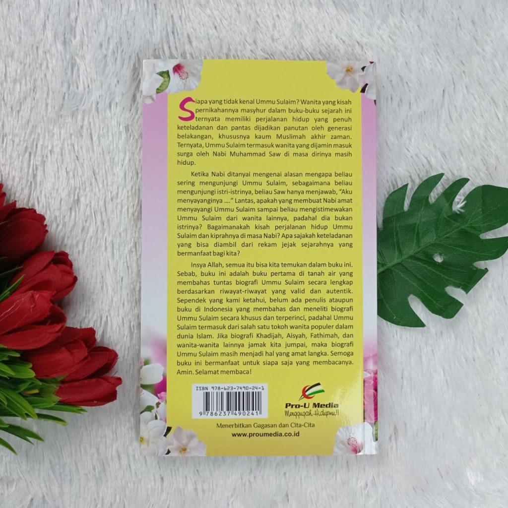 Buku Ummu Sulaim Binti Milhan Shahabiyah Kesayangan Rasulullah