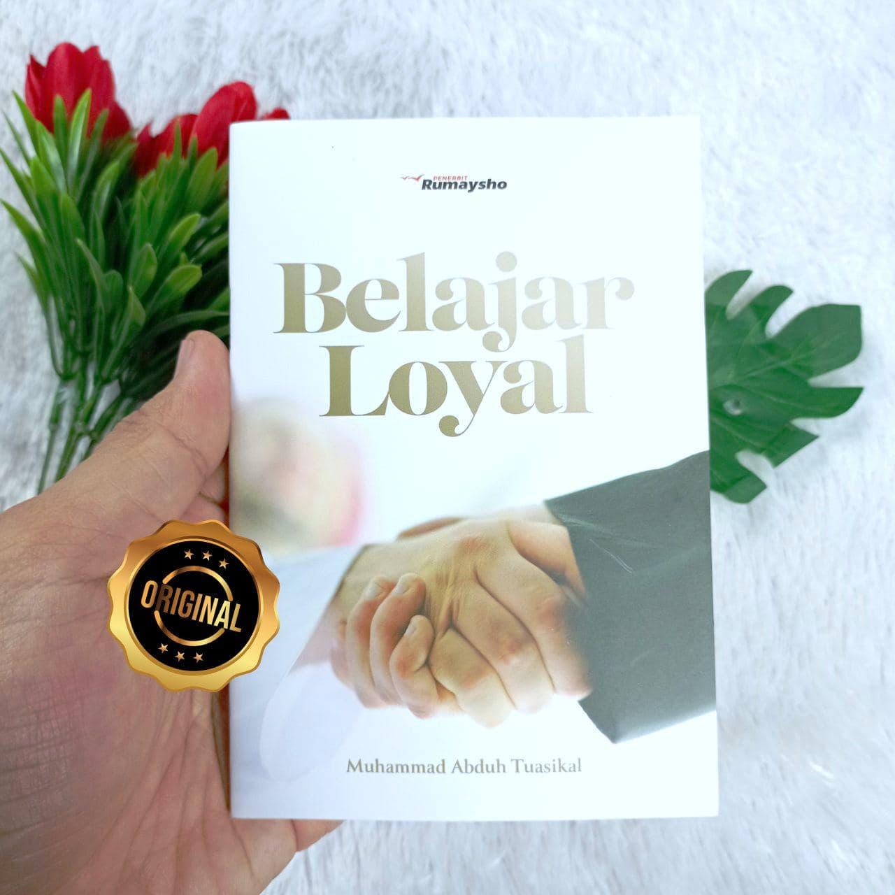 Buku Saku Belajar Loyal