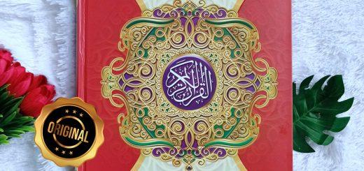 AL-KHOBIR Khat Utsman Thaha   Transliterasi Per Kata   Terjemah Per Kata Terjemah Per Ayat   Panduan Hukum Tajwid Panduan Etika Membaca Al-Qur'an   Indeks Alfabet Sejarah Kodifikasi Al-Qur'an   Indeks Doa Dalam Al-Qur'an