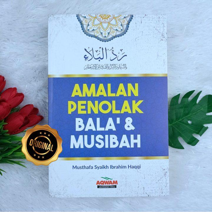 Buku Amalan Penolak Bala' Dan Musibah