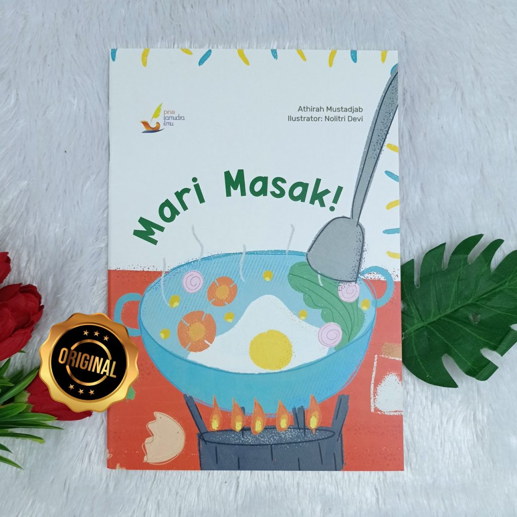 Buku Anak Mari Masak