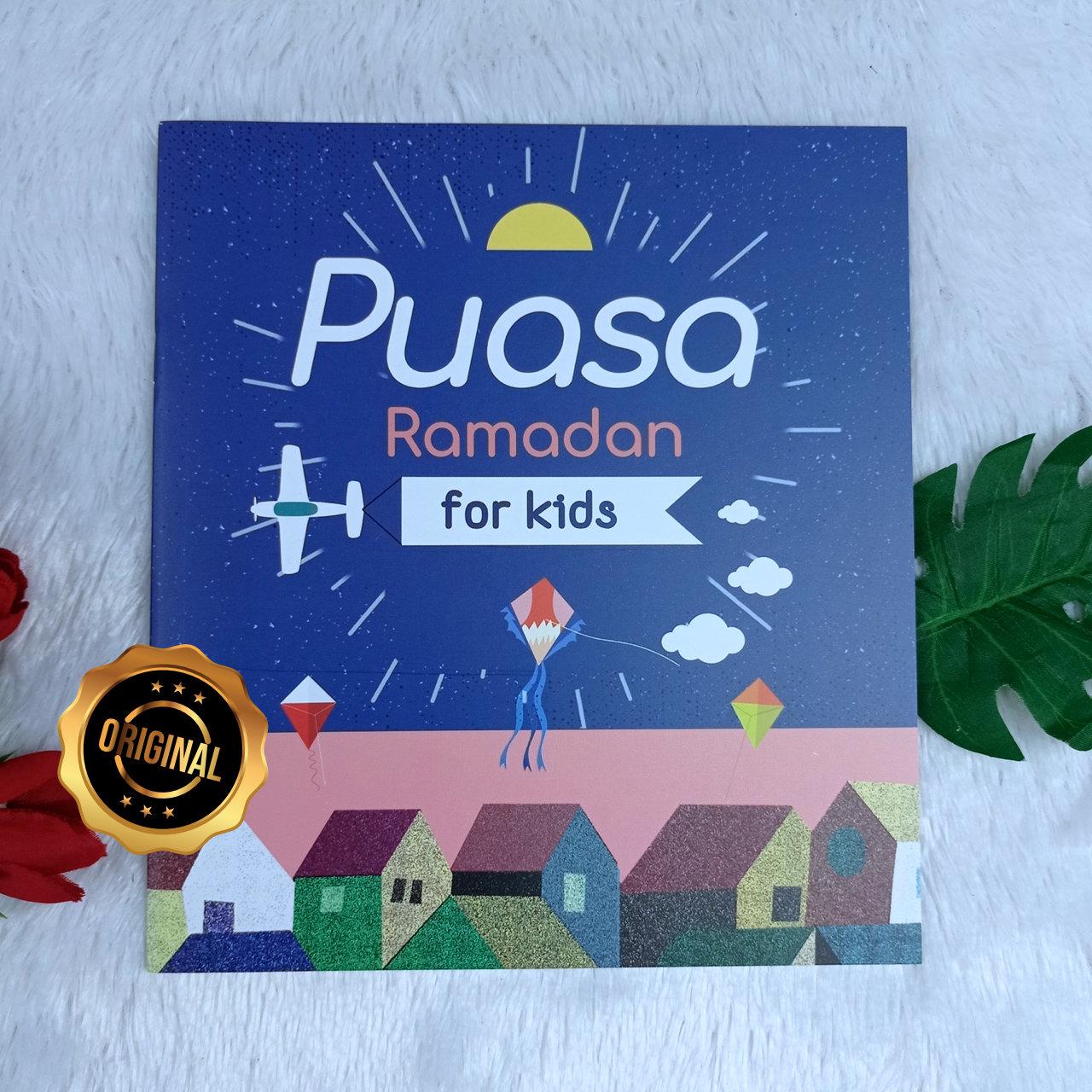 Buku Anak Puasa Ramadan For Kids