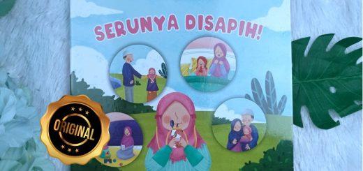 Buku Anak Serunya Di Sapih Bekal Mempersiapkan Masa Penyapihan Anak