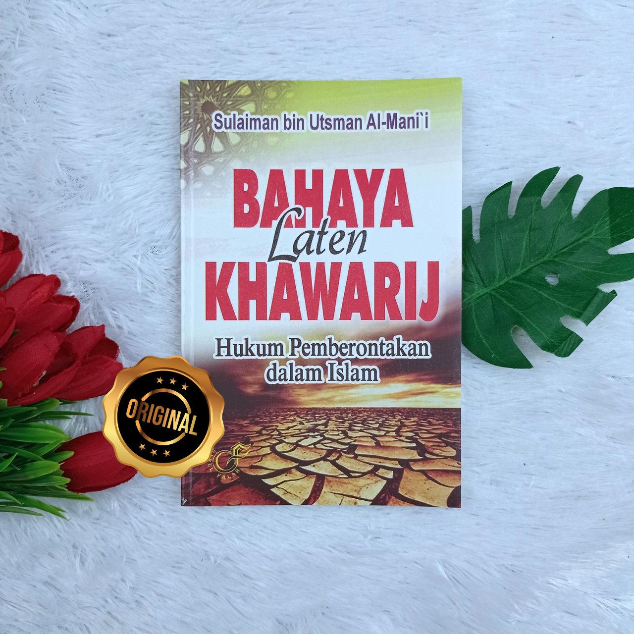 Buku Bahaya Laten Khawarij
