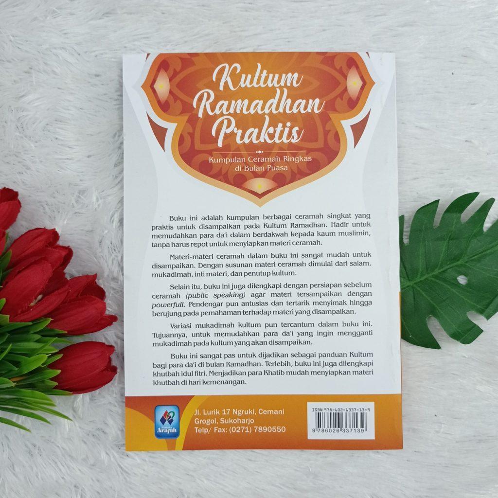 Buku Kultum Ramadhan Praktis Ceramah Ringkas Bulan Puasa