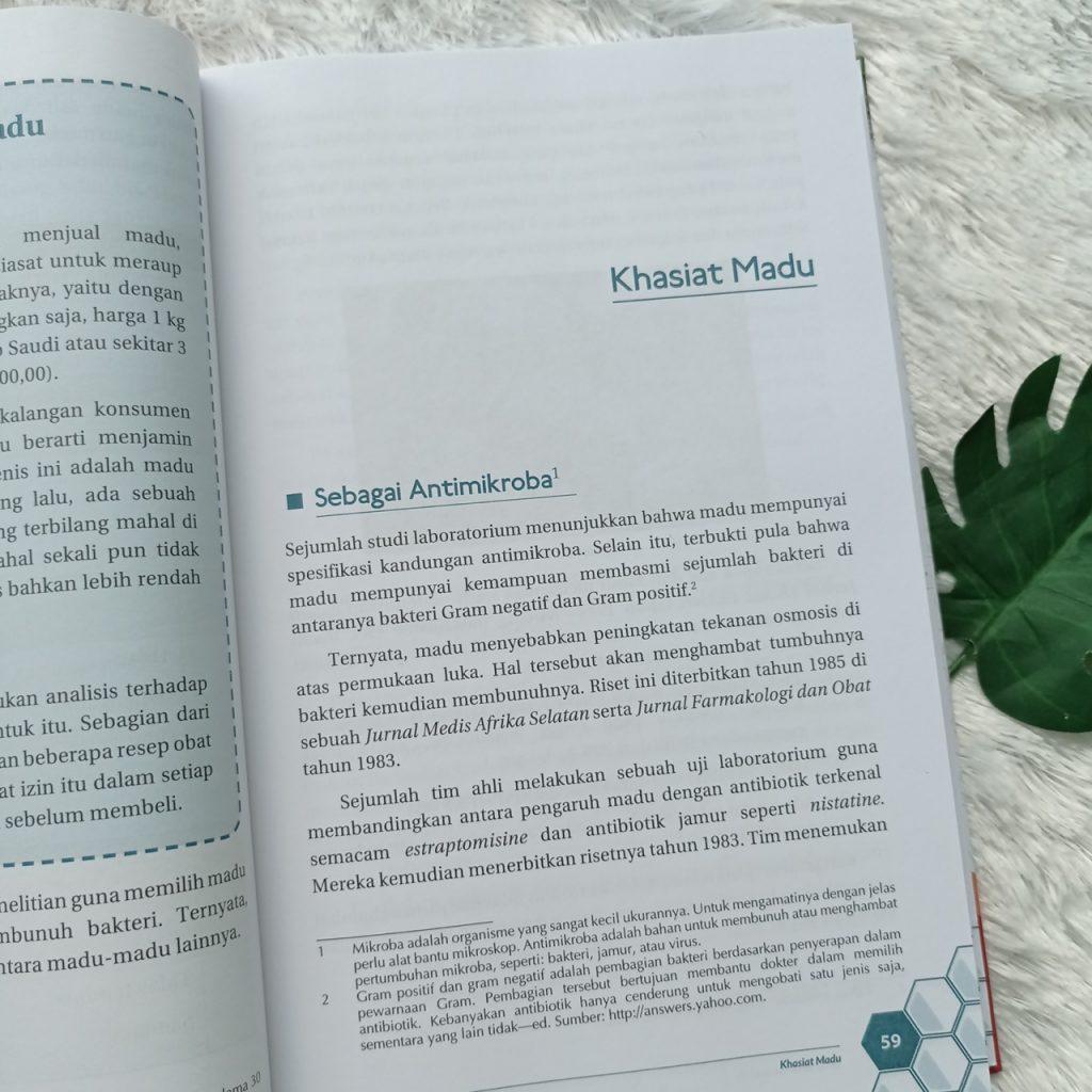 Buku Resep Sehat Ala Nabi Dilengkapi 200 Resep Praktis