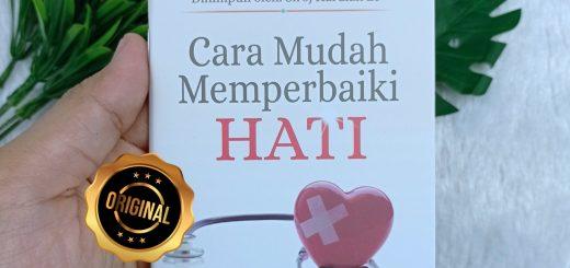 Buku Saku Cara Mudah Memperbaiki Hati