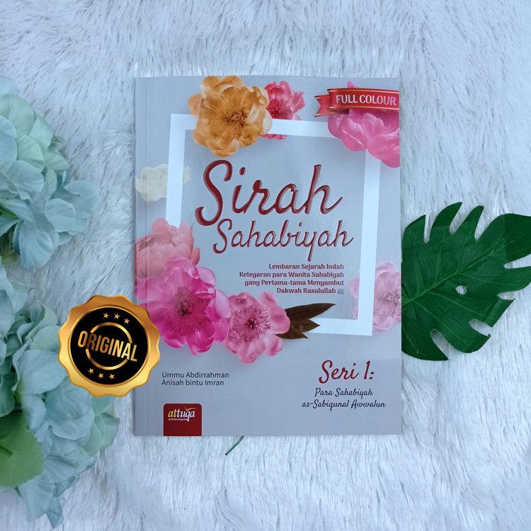 Buku Sirah Sahabiyah As-Sabiqunal Awwalun Seri 1