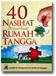 40 nasehat memperbaiki rumah tangga buku