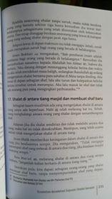 Buku 400 Kesalahan Dalam Shalat isi