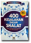 Buku 400 Kesalahan Dalam Shalat