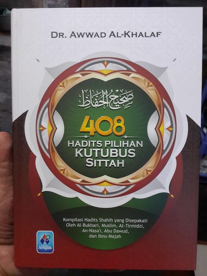 Buku 408 Hadits Pilihan Kutubus Sittah Cover