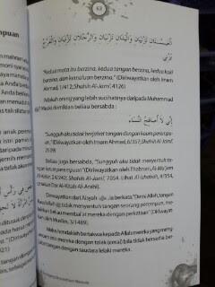Buku 460 Dosa Dan Larangan Yang Diremehkan Manusia Isi