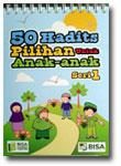 Buku Poster Kalender 50 Hadits Pilihan Untuk Anak Seri 1