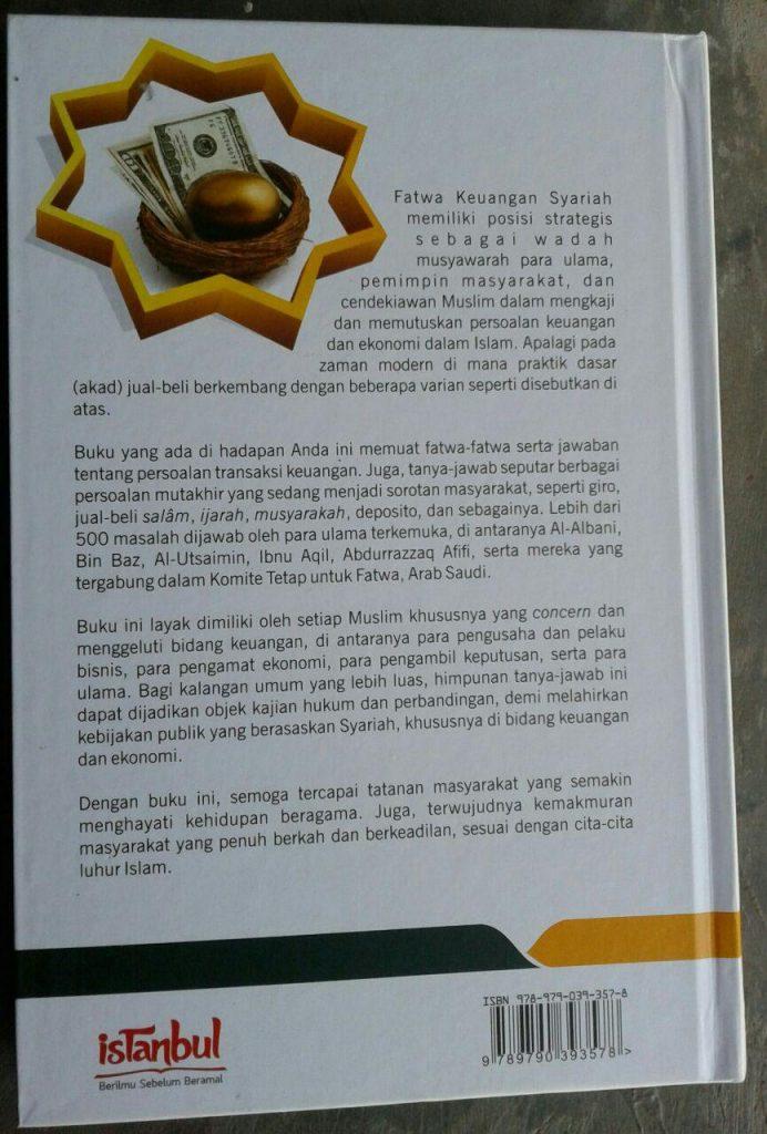 Buku 500 Tanya Jawab Transaksi Syariah Sehari Hari cover