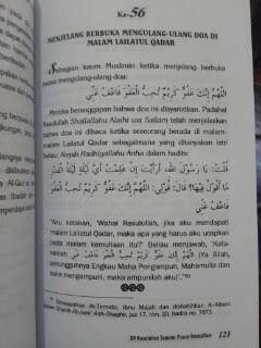Buku 89 Kesalahan Seputar Puasa Ramadhan Isi