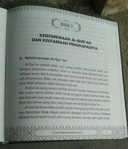 Buku 9 Cara Praktis Menghafal Al-Qur'an isi 3