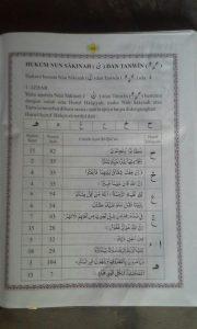 Alquran Mushaf Arab Latin Terjemah (Ukuran Besar) isi 3