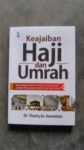 Buku Keajaiban Haji Dan Umrah cover