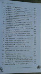 Buku Panduan Lengkap Shalat Khusyuk Menurut Qur'an & Sunnah isi 2