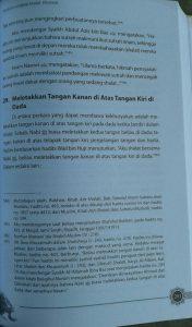 Buku Panduan Lengkap Shalat Khusyuk Menurut Qur'an & Sunnah isi 4