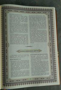 Quran Almumayaz Tajwid Warna Transliterasi Terjemah Per Kata isi
