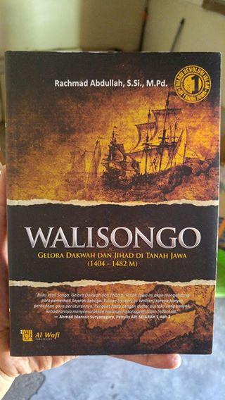 Walisongo Gelora Dakwah Dan Jihad Di Tanah Jawa Buku cover