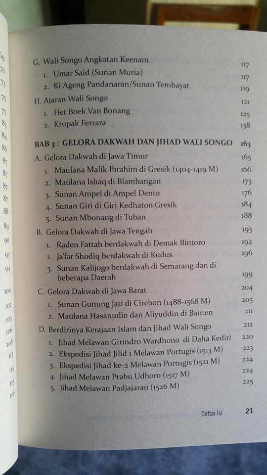 Walisongo Gelora Dakwah Dan Jihad Di Tanah Jawa Buku isi 2