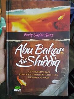 Buku Abu Bakar Ash-Shiddiq Pembela Nabi Cover