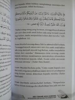 Buku Abu Bakar Ash-Shiddiq Pembela Nabi Isi