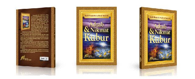 Buku Adzab Dan Nikmat Kubur Cover