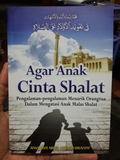 Buku Agar Anak Cinta Shalat Cover