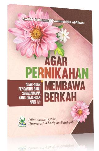 Buku Saku Agar Pernikahan Membawa Berkah Cover
