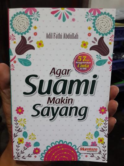 Buku Agar Suami Makin Sayang Cover