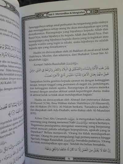 Buku Ahkamul Janaiz Panduan Lengkap Mengurus Jenazah Isi