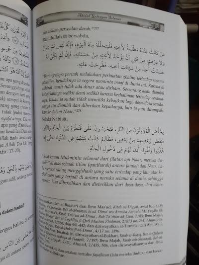 Buku Akidah Golongan Selamat Akidah Ahlus Sunnah Isi