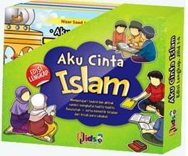Buku Aku Cinta Islam 1 Set