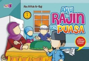 Buku Anak Aku Rajin Berpuasa Cover