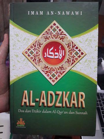 al-adzkar doa dan dzikir dalam al-Qur'an dan as-Sunnah cover