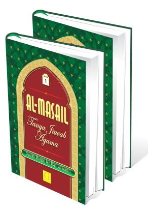 Buku Al-Masail Tanya Jawab Agama Set
