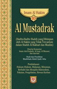 Buku Al-Mustadrak Imam Al-Hakim Cover