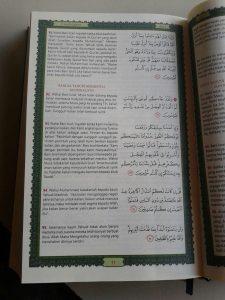 Al-Qur'an Tarjamah Tafsiriyah Memahami Makna Al-Quran isi 4