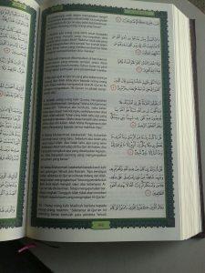 Al-Qur'an Tarjamah Tafsiriyah Memahami Makna Al-Quran isi 8