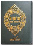 Al-Qur'an Saku Dan Ilmu Tajwid Resleting Ma'sum